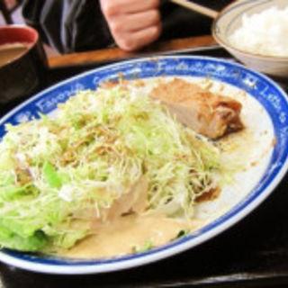 豚ロース肉味噌漬焼定食