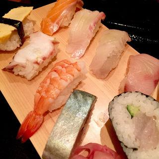 日替わり寿司ランチ(まんぼう 北巽店 )
