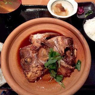 煮魚定食(まんぼう 北巽店 )