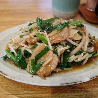 肉ニラ炒め(ミナカワ)