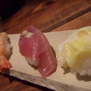 みなと屋寿司定食(みなと屋)