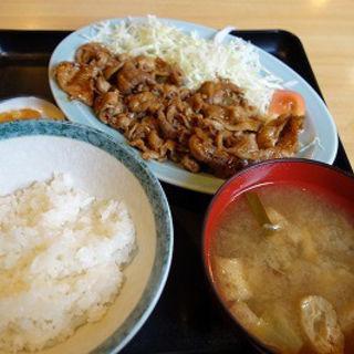 焼肉定食(みのり亭 )