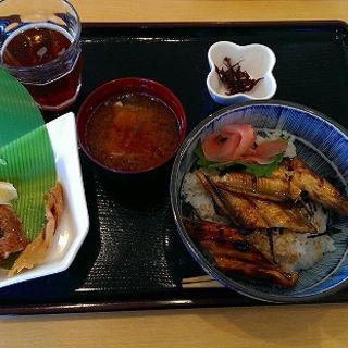 焼きアナゴ丼(みのり家)