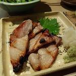 三元豚の西京漬け焼き