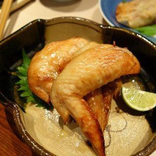手羽先香味醤油焼き(みゆき乃)