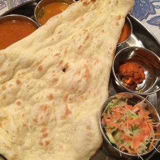 スペシャルランチ(ミラ (Indian Restaurant MEERA))