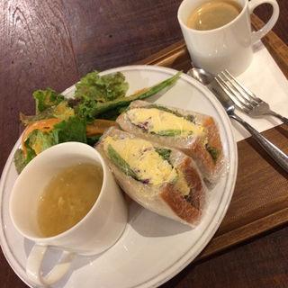 サンドウィッチコンボ(ムロマチカフェハチ (muromachi cafe 3+5))