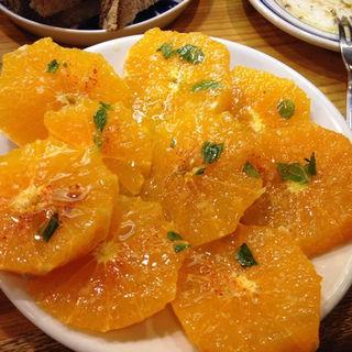 清美オレンジのサラダ(メゼババ )