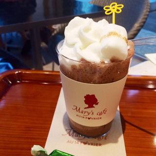 ホットチョコレートドリンク(メリーズ カフェ )
