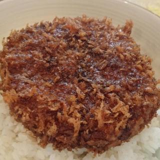 メンチカツ丼(メンチケン )