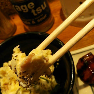 ポテサラ(もつ焼き 大統領 支店 )