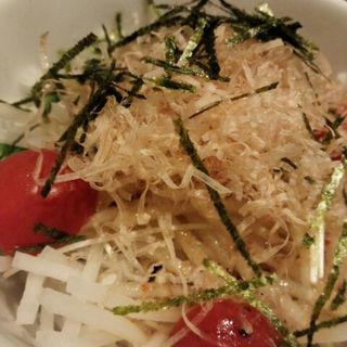 大根サラダ(もつ鍋 おおやま 博多駅店 )
