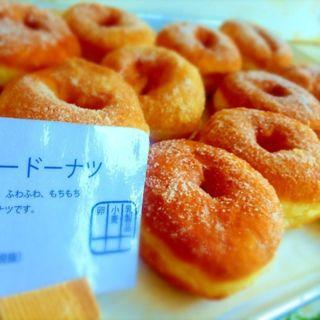 シュガードーナツ(もとまちカフェ&ベーカリー )