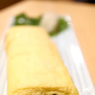 黄ニラだし巻き玉子(ももたろうの屋台 )