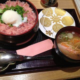 ネギトロ丼(もりもり寿し イオンモール大阪ドーム店 )