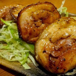 徳島地鶏つまみチャーシュー(やきとり ぐるまん)
