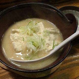 煮込み豆腐(やきとり コーラク )