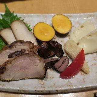 燻製盛り合わせ(やきとり鶏慶 (ヤキトリトリケイ))