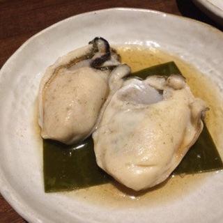 おでん牡蠣(ヤドカリ)