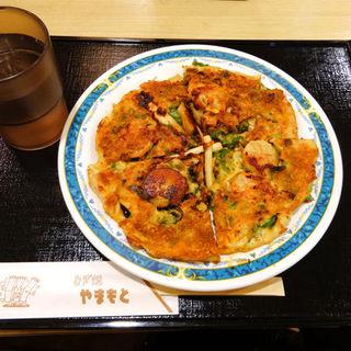 ねぎ焼き(やまもと 新大阪店 )