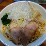 汁なし味噌らーめん(麺増し)