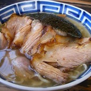 煮干醤油ラーメン(ヨシベー 八千代店 )