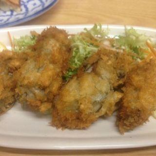 カキフライ(よし福 )