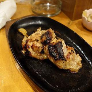 チキンステーキにんにく(よりみち)