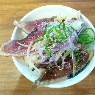 ランチサービス かつおタタキ丼(らーめん かつお拳 )