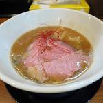 魚介鶏白湯 醤油