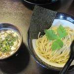 煮干醤油つけ麺