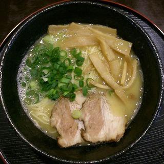 濃厚鶏白湯 しお(らーめん ふじ美 )