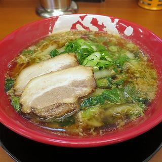 鶏醤ラーメン(ラーメン まこと屋 岸和田三田店 )