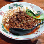 汁なし坦麺 濃厚(夜営業のみの提供)