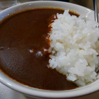 ミニカレー丼(らーめん れんげ )