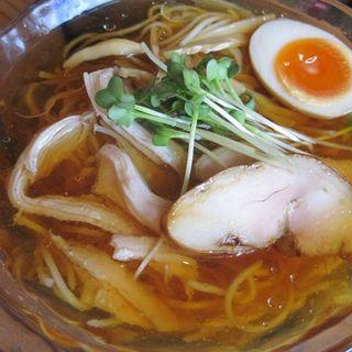 冷やしらー麺(らーめん 三福 )