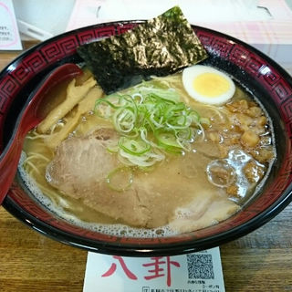 豚スープ(ラーメン)(ラーメン 八卦 (ハッケ))