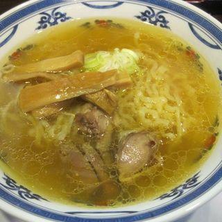味鶏ラーメン(ラーメン 味鶏 (ラーメン ミドリ))