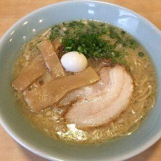 醤油の細麺ラーメン(ラーメン 多弐家 (たにや))