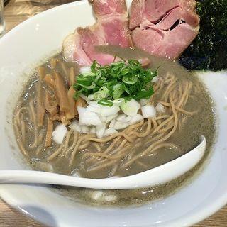 煮干しラーメン(らーめん 改 )