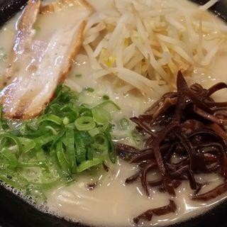 もやしラーメン(らーめん 雷蔵 新宮店 (ライゾウ))