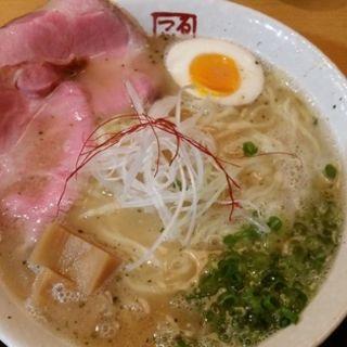 窯出しチャーシュー麺(らーめん 鶴武者)