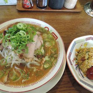 餃子と焼き飯のセット(らーめん2国 加古川店 (にこく))