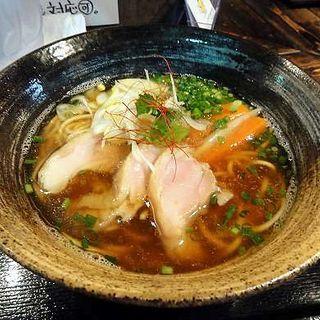 地鶏と鯛の醤油ラーメン(らーめんstyle JUNK STORY (ラーメンスタイルジャンクストーリー))