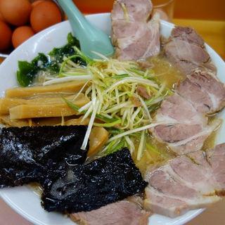 エビと豚肉の野菜炒め(ラーメンかいざん (【旧店名】ニューラーメンショップ かいざん))
