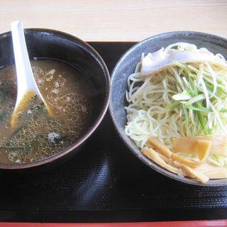 ネギつけ麺の中盛り(ラーメンショップ太田家本店 )