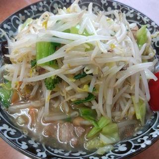 デカ盛り野菜タンメン(ラーメンだいおう )
