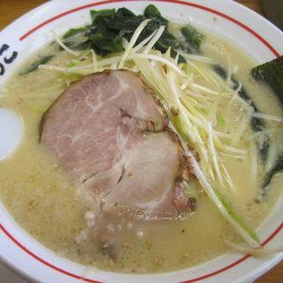 ネギみそラーメン(ラーメンねぎっこ 富谷店 )