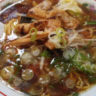 モルメン醤油(ラーメンひまわり東鷹栖店)