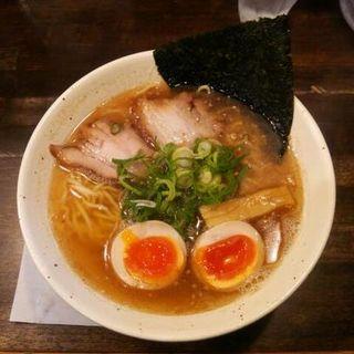 Cランチ(海苔しらすミニ丼ランチ)(ラーメン一心 (らーめんいっしん))